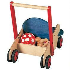 Haba Walker Wagon from Bella Luna for T's 1st birthday.