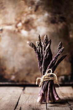Purple Asparagus | Flickr - Photo Sharing!