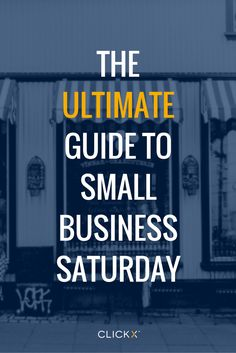 2019 Small Business Saturday Advertising Ideas 49 Best Kapok Blog Posts images in 2019 | Business website