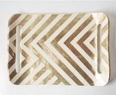 serving tray - a must have for the holiday hostess!
