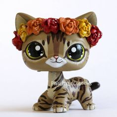 Cute kitty cat Cute Animal Memes, Cute Animals, Lps Toys For Sale, Little Pets, Little Pet Shop Toys, Coraline Cat, Lps Drawings, Custom Lps, Lps Accessories