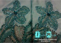 g ke Blog Syafin Manik | Selamat Datan Tambour Beading, Highlights, Embroidery, Beads, Lace, Blog, Inspiration, Needlepoint, Beading