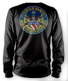 Misguided Officer Long Sleeve