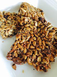 Bade'nin Şekeri * Bade's Sugar: Kahvaltılık Tohum Krakerleri / Breakfast Seed Crac...
