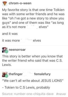 I don't see the problem with having another story with elves.
