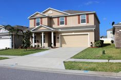 Search homes and properties from all over Florida. West Melbourne, Melbourne Florida, Mansions, House Styles, Check, Home Decor, Decoration Home, Manor Houses, Room Decor