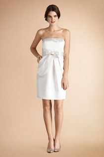Feel gorgeous in this LWD #DonnaMorganBridesmaids #Weddings #LWD