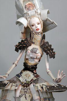 Model #9, by Ekaterina and Elena Popovy (art doll)