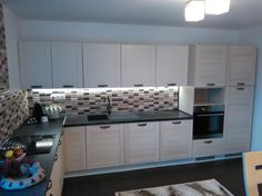 Poradca: Katarína Lehotská  - kuchyňa PORTA Kitchen Cabinets, Grey, Home Decor, Kitchen Cupboards, Ash, Homemade Home Decor, Gray, Decoration Home, Repose Gray