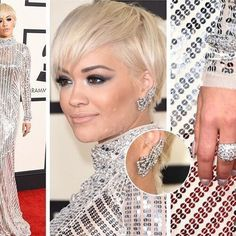 Rita Ora sparkles (like literally) and we're loving it. Her sterling silver jewelry and diamond studded trinkets took the whole show. If you're looking for an excellent store with great collections of diamonds and silver visit IceCarats.com. We offer quality pieces at a lesser price. You can avail yours for 10% less when you use code INSTALOVE.  #icecarats #jewelry #fashion #accessories #jewelryjunky #latestfashion #trending #fashiontrends #affordablefashion #lookbook #fashionbloggers…