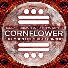 "THIS MONDAY... Join us for the next Full Moon Live Stream Concert the second of the year and the eighth consecutive.  Bring your heart's desires to our growing global community of live streamers as we dance to the muse of the Moon and take a deep dive into this ""magical moment of music""! :: LEARN MORE :: http://cflow.co/20160222-NextFullMoon :: LIVE STREAM :: http://cflow.co/cflow-livestream  #Music #LiveStream #FullMoon #LiveMusic #MusicIsMedicine #LiveLooping #Jamband #Funk #Soul…"