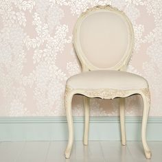 Parisian Cream Dressing Chair by The French Bedroom Company