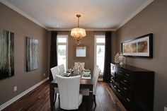 #Dover Dining Room Greenwood Park, Dining Area, Dining Room, New Homes, Mirror, House, Inspiration, Furniture, Home Decor