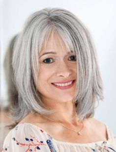 short to midlength haircuts for fine hair thats going grey If you liked this pin, click now for more details. Hair Styles For Women Over 50, Haircut Styles For Women, Haircut For Older Women, Haircuts For Fine Hair, Short Hairstyles For Women, Short Hair Styles, Long Hairstyles, Hairstyles For Over 50, Girly Hairstyles