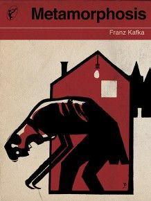 El de Kafka es uno de los títulos con mayor número de ediciones aunque un  repaso por las cubiertas que le han dedicado sus editores, salvo honrosas  excepciones, pequen de evidentes y manoseadas.