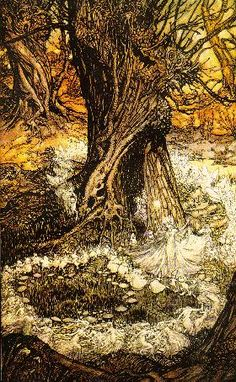 Arthur Rackman.... you can send email post cards from Art Passion free..