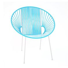 Turquoise Cafe Chair