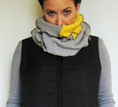 Cashmere Sweater Scarf Tutorial 58