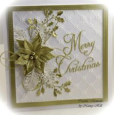 A Customer's Guide To Herbal Dietary Supplements On The Net Frantic Stamper Precision Die - Pine Bough Christmas Cards 2018, Homemade Christmas Cards, Christmas Greetings, Handmade Christmas, Homemade Cards, Holiday Cards, Christmas Diy, Merry Christmas, Xmas Cards To Make