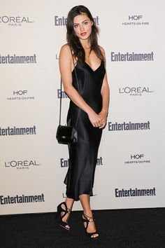 2015 At the Pre-Emmy party at the Fig & Olive