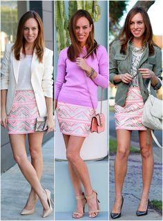 Sydne Style - Staples Series: Express Sequin Skirt