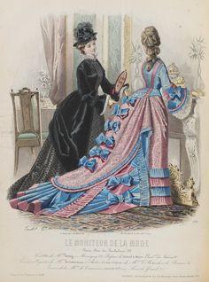 Le Moniteur de la Mode 1874  https://www.pinterest.com/editavarga5/victorian-fashion-plates/
