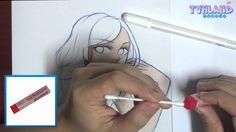 tvhland.com: colorisation aux promarkers