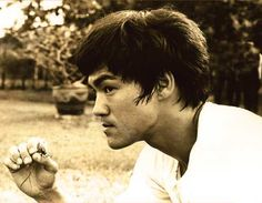 """Bruce Lee: """"A quick temper will make a fool of you soon enough....As you think, so shall you become."""""""