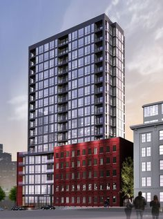400 DOWD - Condos modernes au Quartier International