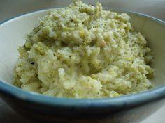 Dagens middag  Blomkål- og brokkolimos