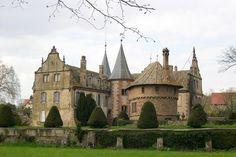 Château d'Osthoffen ~ Alsace ~ France