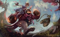 Anni league of legends Wallpapers Pictures Photos Images