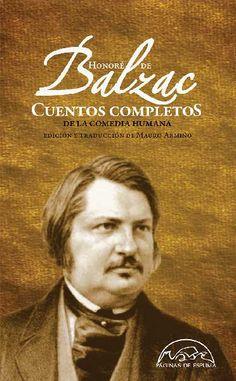 Cuentos completos, de Balzac - Editorial Páginas de Espuma