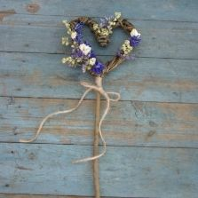 Provence Heart Wand