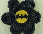 Batman Flower