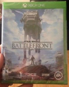 Xbox One For Sale, Xbox One Games, First Game, Star Wars, Baseball Cards, Books, Libros, Book, Starwars