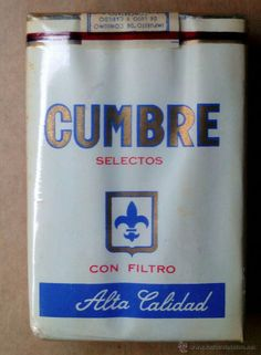CUMBRE' (SELECTOS CON FILTRO)