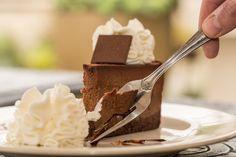 The more chocolate, the merrier! - Godiva® Chocolate Cheesecake