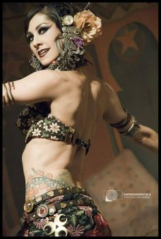 I made a playlist for belly dance nerds: The Roots of Tribal Fusion Belly Dance: bit.ly/1nEeNua Love, RB