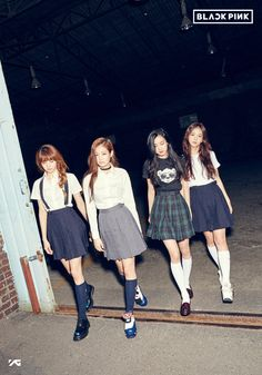 YGFamily's new girl group Black Pink to release first dance practice video on…