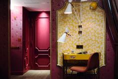 Idol Hotel: The Grooviest Hotel in Paris!