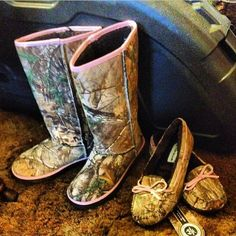 camo boots and shoes Country Girl Style, Country Girls, My Style, Country Life, Toms Boots, Shoe Boots, Walk In My Shoes, Me Too Shoes, Cowgirl Boots