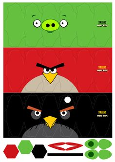 Angry Bird in Paper – Simpledog