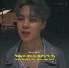 Bts Quotes, Tumblr Quotes, Short Quotes, Qoutes, Cute Couple Drawings, Album Bts, Savage Quotes, Today Quotes, Quotes Indonesia