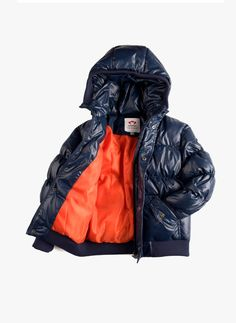 Appaman Puffy Coat in Galaxy