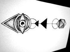 Abstract Tattoo  by Sven Stumm