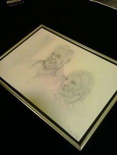 portret echtpaar