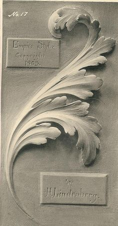 Acanthus-plate17-Empire-lg | Flickr - Photo Sharing!