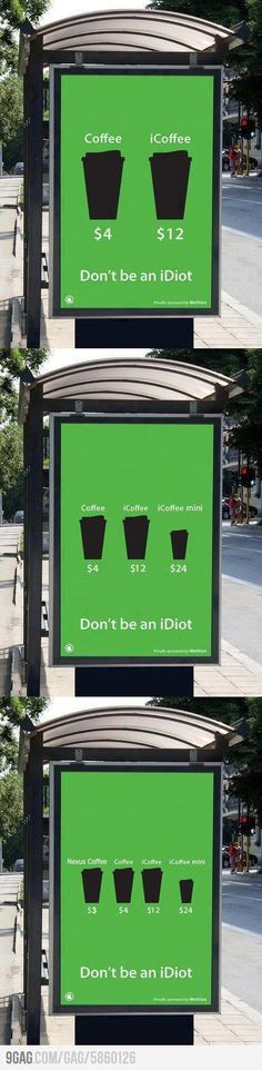 Dont Be an iDiot...wait
