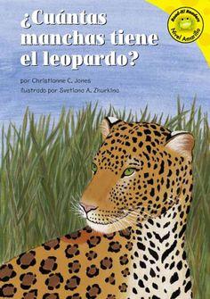 Cuantas Manchas Tiene El Leopardo?/How Many Spots Does a Leopard Have? (Read-It! Readers En Espanol) (Spanish Edition) by Christianne C. Jones http://www.amazon.com/dp/1404816488/ref=cm_sw_r_pi_dp_iT9fwb1VP8ZWV